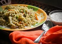 Vegetable Pulav`