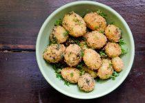 Semolina Potatoes (I Heart Series: Anushruti - Divine Taste)