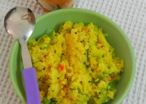 Mix Vegetable Upma