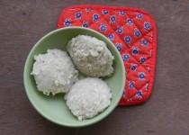 Kadamb (Cucumber Idli)