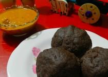 Raagi Mudde (Finger - Millet Flour Balls)