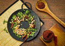 Moringa Leaves Chutney Pudi (Drumstick Leaves Chutney Powder)