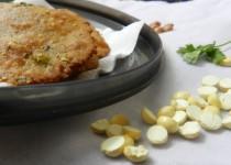 Mosaru Puri (Yoghurt based deep-fried snack)