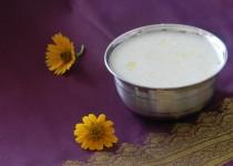 Panchamrita (A Sweet Syrup)