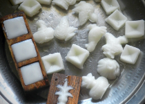 Sakkare Achchu (ಸಕ್ಕರೆ ಅಚ್ಚು - Sugar Moulds)